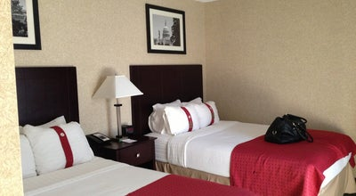 Photo of Hotel Holiday Inn Rosslyn @ Key Bridge at 1900 N Fort Myer Drive, Arlington, VA 22209, United States