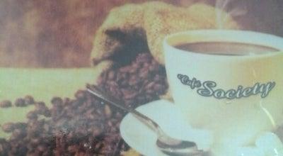Photo of Coffee Shop Café Society at Bragança Paulista, Brazil