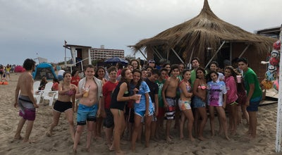 Photo of Beach Balneario Eliseo at Argentina