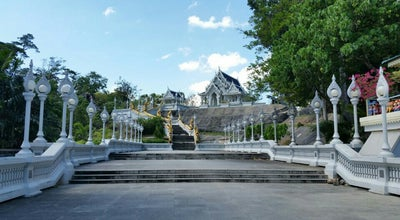 Photo of Historic Site Krabi White Gale Temple at Thailand