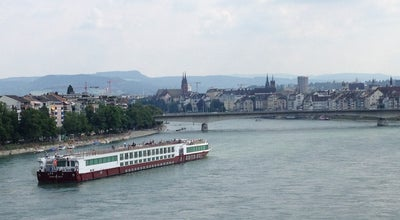 Photo of River Rhein at Basel, Switzerland
