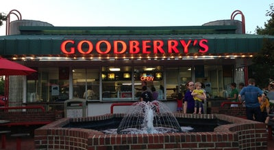 Photo of Ice Cream Shop Goodberry's Frozen Custard at 9700 Strickland Rd, Raleigh, NC 27615, United States