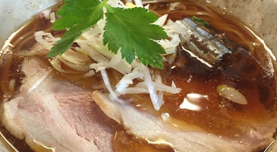 Photo of Food 彩色ラーメン きんせい 中村商店 高槻本店 at 上田辺町4-14, 高槻市, Japan