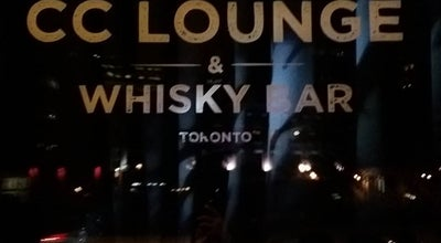 Photo of Cocktail Bar CC Lounge at 45, Toronto, On, Canada