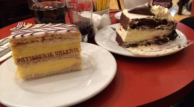 Photo of Dessert Shop Patisserie Valerie at Highcross Shopping Centre, Leicester LE1 7FQ, United Kingdom
