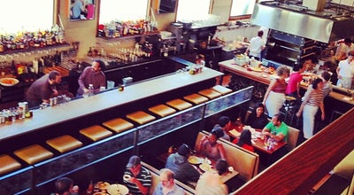 Photo of New American Restaurant NOPA at 560 Divisadero St, San Francisco, CA 94117, United States