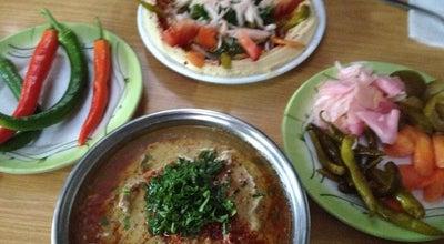 Photo of Vegetarian / Vegan Restaurant Çayırcı Bakla Humus at Turkey
