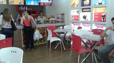 Photo of Ice Cream Shop Bach's Sorveteria at Av. Getulio Vargas 512 - Centro, Colatina, Brazil
