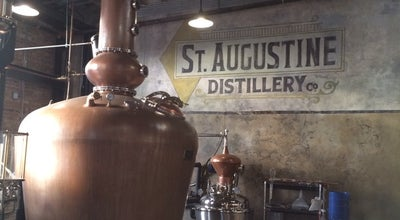 Photo of Distillery St. Augustine Distillery at 112 Riberia St, St Augustine, FL 32084, United States