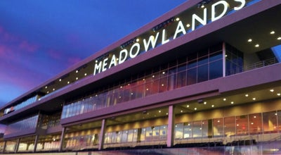 Photo of Racetrack Meadowlands Racing & Entertainment at 1 Racetrack Dr, East Rutherford, NJ 07073, United States