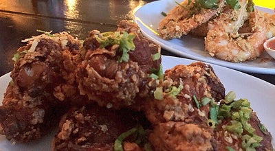 Photo of Asian Restaurant Chomp Chomp at 7 Cornelia St, New York, NY 10014, United States