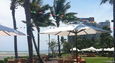 Photo of Hotel Bar Luna Lanai Beach Bar at 1573 Phet Kasem Rd, Cha-am 76120, Thailand