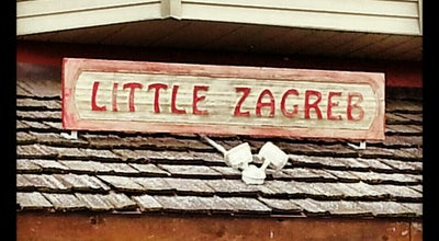 Photo of American Restaurant Janko's Little Zagreb at 223 W 6th St, Bloomington, IN 47404, United States