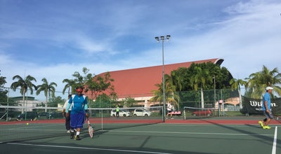 Photo of Tennis Court Tennis Court Area at Kota Kinabalu 88300, Malaysia