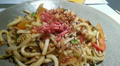 Photo of Asian Restaurant Wagamama at 8-10 Bridge St, Salisbury SP1 2LX, United Kingdom