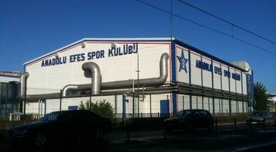 Photo of Basketball Court Anadolu Efes Spor Kulübü at Merter, Istanbul, Turkey