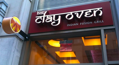Photo of Indian Restaurant Hot Clay Oven at 708 3rd Ave, New York, NY 10017, United States