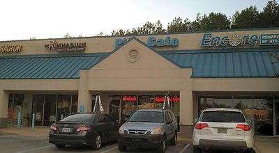 Photo of Mediterranean Restaurant Pita Cafe at 2801 John Hawkins Pkwy, Hoover, AL 35244, United States