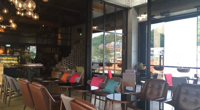 Photo of Cafe 도래미시 (DoRaeMiSi / 渡来味柴) at 분당구 산운로32번길 14, 성남시 463-440, South Korea