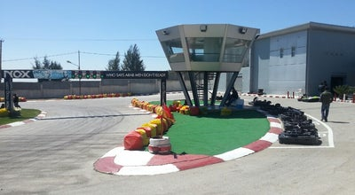 Photo of Racetrack Speed Center at Airport Road, Jordan