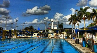 Photo of Pool Coral Springs Aquatic Complex at 12441 Royal Palm Blvd, Coral Springs, FL 33065, United States