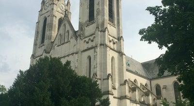 Photo of Church Rókusi Templom at Szeged, Hungary