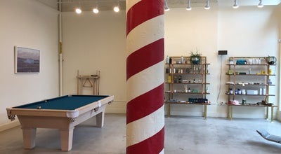 Photo of Salon / Barbershop Fellow Barber at 973 Market St, San Francisco, CA 94103, United States