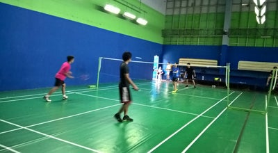 Photo of Tennis Court Racquet Zone Sports Center at Banilad, Cebu City 6000, Philippines