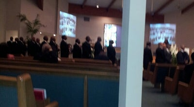 Photo of Church Grace Emmanuel Baptist Church at 3502 Lapeer Rd, Flint, MI 48503, United States