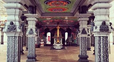 Photo of Temple Sri Srinivasa Perumal Temple at 397 Serangoon Rd, Singapore 218123, Singapore