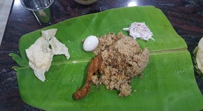 Photo of Indian Restaurant Prabhu Hotel at India