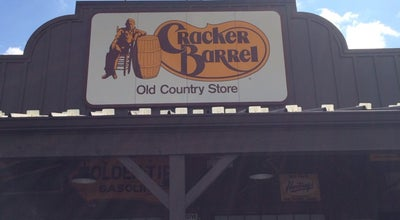 Photo of American Restaurant Cracker Barrel Old Country Store at 2329 Southgate Parkway I-70 & Sr 209, Cambridge, OH 43725, United States
