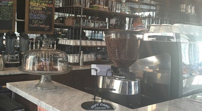 Photo of Cafe Hillside Coffee & Donut Co. at 4935 N Mesa St, El Paso, TX 79912, United States