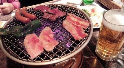 Photo of Korean Restaurant 安楽亭 栗橋店 at 高柳1369, 久喜市, Japan