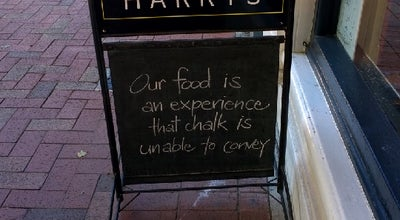 Photo of Asian Restaurant Harry's Bar Trafalgar Street at Nelson, New Zealand
