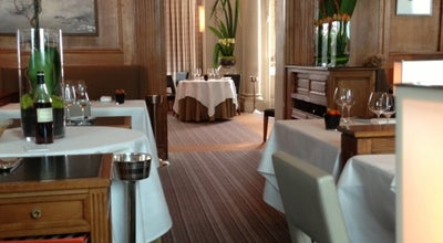 Photo of French Restaurant Le Taillevent at 15 Rue Lamennais, Paris 75008, France