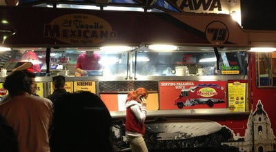 Photo of Food Truck El Taquito Mexicano Truck at 510 S Fair Oaks Ave, Pasadena, CA 91105, United States