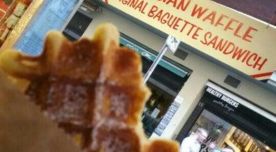 Photo of Sandwich Place Waffle On at Shop 9, Degraves Street, Melbourne, VI 3000, Australia