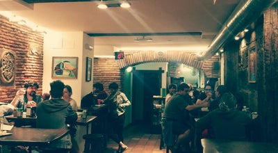 Photo of Pizza Place Pizza Via at Calle Somera, 36, Bilbao 48005, Spain