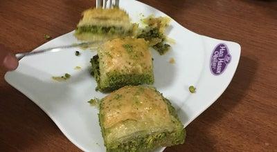 Photo of Dessert Shop Hacı Hasan Oğulları at Hamidiye Mah. İstiklal Cad. No:17 Gemlik, Bursa, Turkey