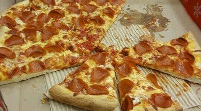 Photo of Pizza Place Pizza Nova at 240 Danforth Ave, Toronto, ON M4K, Canada