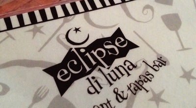 Photo of Tapas Restaurant Eclipse di Luna at 4505 Ashford Dunwoody Rd Ne, Atlanta, GA 30346, United States