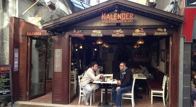 Photo of Cafe Kalender Lokanta ve Kafe at Cumhuriyet Mah. Zeytinlik Cad. No:16/b, Trabzon 61030, Turkey