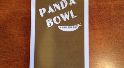 Photo of Asian Restaurant Panda Bowl at 2121 Milton Ave, Janesville, WI 53545, United States