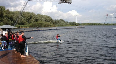 Photo of Surf Spot Wasserski & Wakeboarding HH at Hamburg, Germany