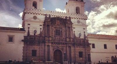 Photo of Historic Site Iglesia de San francisco at Quito, Ecuador