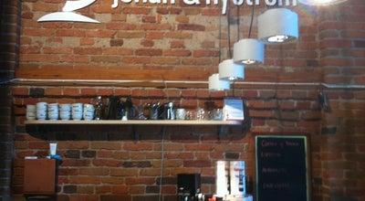 Photo of Coffee Shop Johan & Nyström at Kanavaranta 7c, Helsinki 00160, Finland