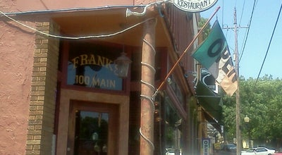 Photo of Italian Restaurant Frank's of Parkville at 100 Main St, Parkville, MO 64152, United States