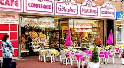 Photo of Dessert Shop Konditorei und Café Wiacker at Neustr. 1, Herne 44623, Germany