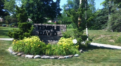 Photo of Synagogue Temple David at 4415 Northern Pike, Monroeville, PA 15146, United States